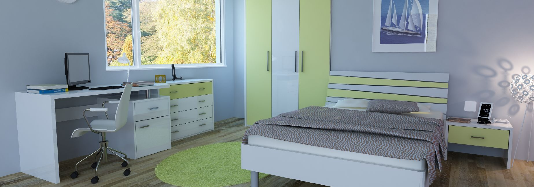 Bedroom furniture manufacture